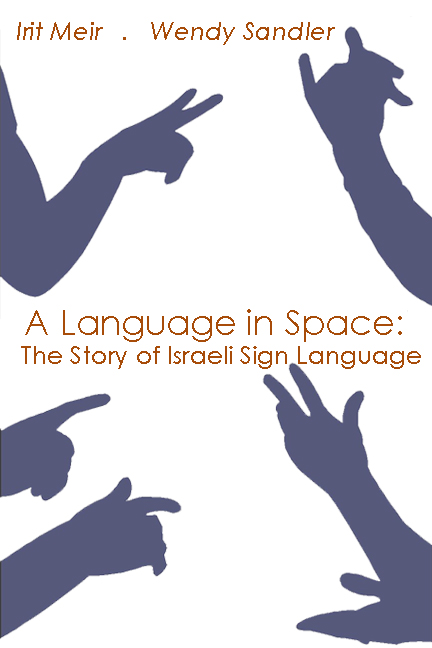 Language in space  cover